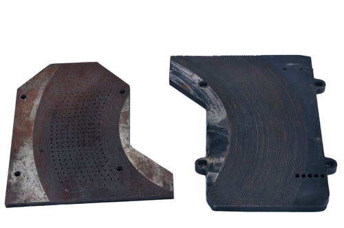 Conveyor Dead Plate