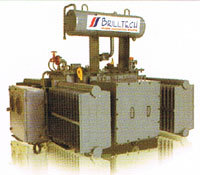 Distribution Oil-Filed Transformer Off-Circuit