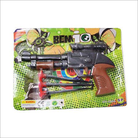 Toy Plastic Gun