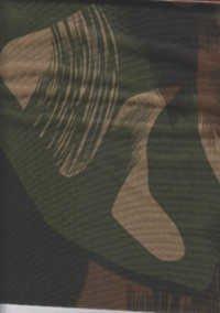 PTFE Coated Camouflage Fabric