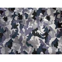 Oil Repellent Camouflage Fabrics