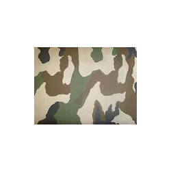 Oxford Weave Camouflage Fabrics