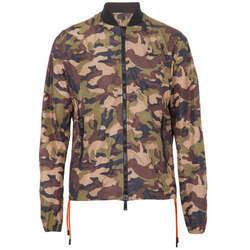 Gabardine Weave Camouflage Fabrics