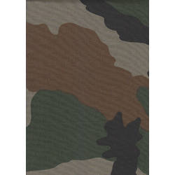 Disperse Printed Camouflage Fabrics