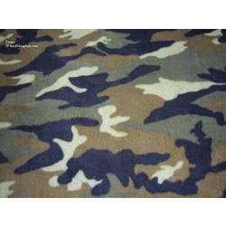 Twill Weave Camouflage Fabrics