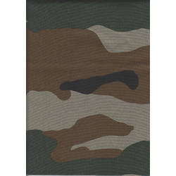 Reactive Printed Camouflage Fabrics