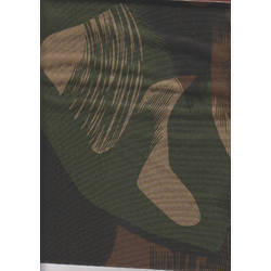 Procian Printed Camouflage Fabrics