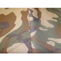 Polyester Viscose Camouflage Fabrics