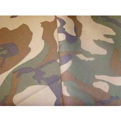 Duck Weave Camouflage fabrics