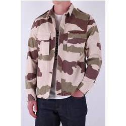 Herringbone Weave Camouflage Fabrics