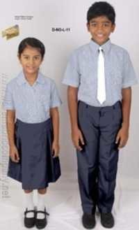 School Uniform Shirting Album