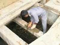 Canteen Waste Water Cleaning
