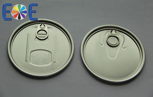 Aluminium Engine Oil Partial Open Can Cap Factory