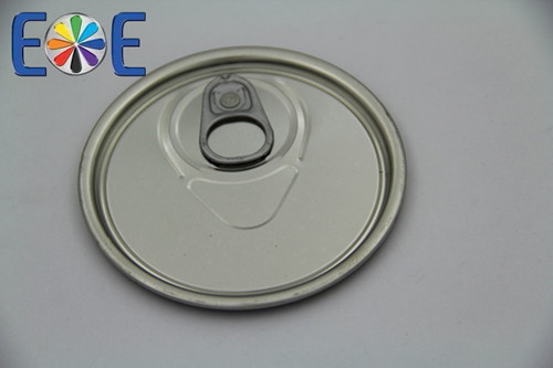 Tinplate Lube Partial Open Can Easy Open Lid Maker
