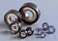Rubber Molded Type Bearings