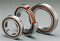 Angular Ball Bearings with Ceramic Balls