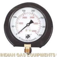 Commercial Pressure Gauges