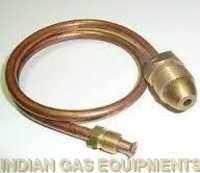 Copper Burner And Cylinder Pigtails