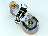 Integrated Pulley Arm Auto Tensioner Unit