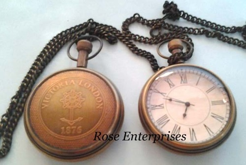 Victoria Pocket Watch