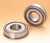 Filter Sealed Ball Bearings