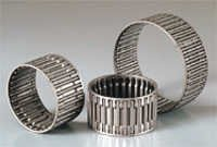 Welded Cage and Roller Type Needle Roller Bearings