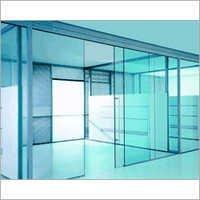 Frameless Door Glass