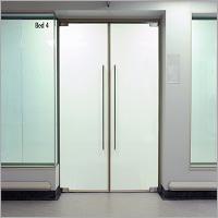 Glass Doors Fabrication