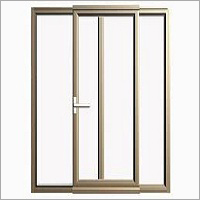 Aluminium Doors Fabrication