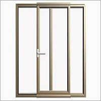 Aluminium Doors Fabrication