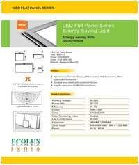 LED FLAT PANEL SERIES