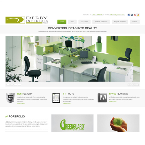 Professional Website Designing Services
