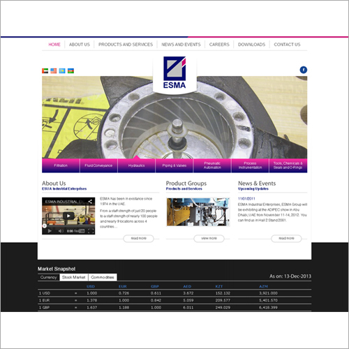 CMS Website Design Services
