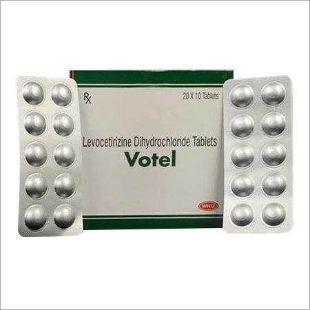 Levocetirizine 5mg Tablets