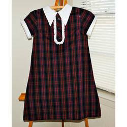 School Uniform Girls Frock
