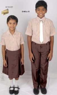 Antibacterial School Uniforms
