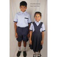 School Uniform Tusser Suiting Fabric