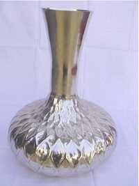 Aluminium F.Vase