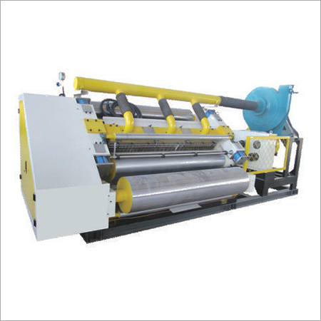 Corrugation Machine Fingerless