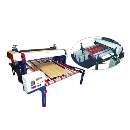 Automatic Rotary Paper/2 Ply Cutting Machine