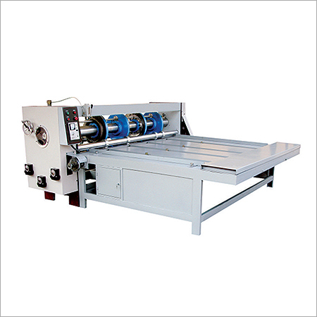 Rotary Slotter Machine