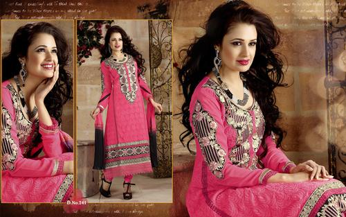 Designer Krachi Style Salwar Georgette