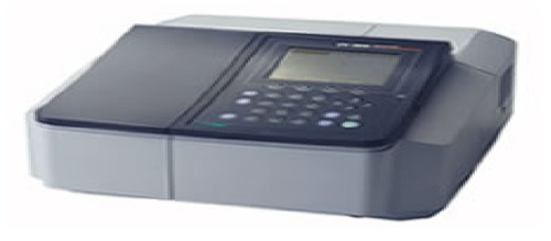 SHIMADZU DOUBLE BEAM UV SPECTROPHOTOMETER