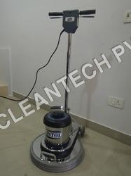 Single Disc Machine Scrubber