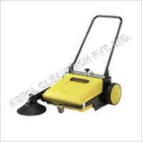 Industrial Manual Sweeper