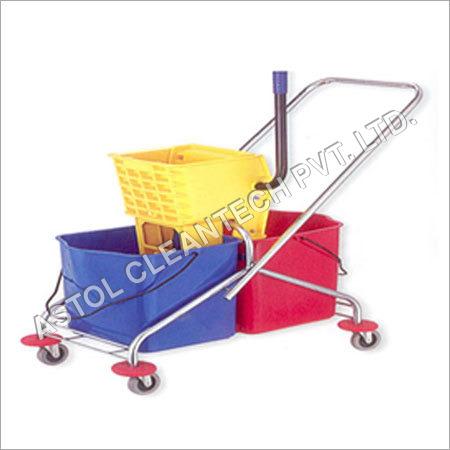 Double Bucket Mop Wringer