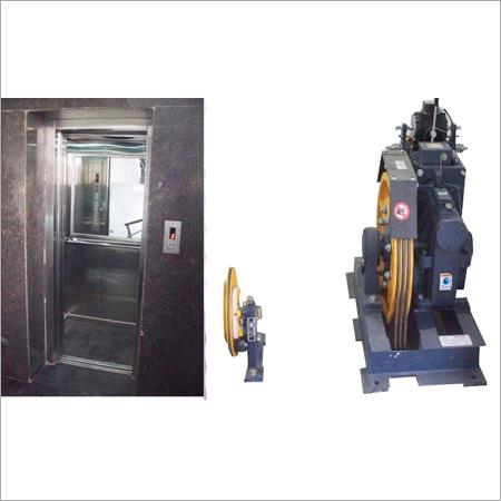 Hospital Elevators Motor