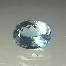 Natural Semi-Precious Aquamarine gemstone
