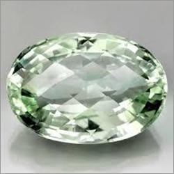 Natural Semi-Precious Green Amethyst gemstone