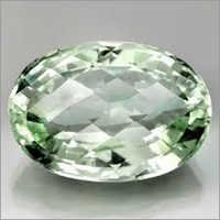Natural Semi-Precious Green Amethyst gemstone